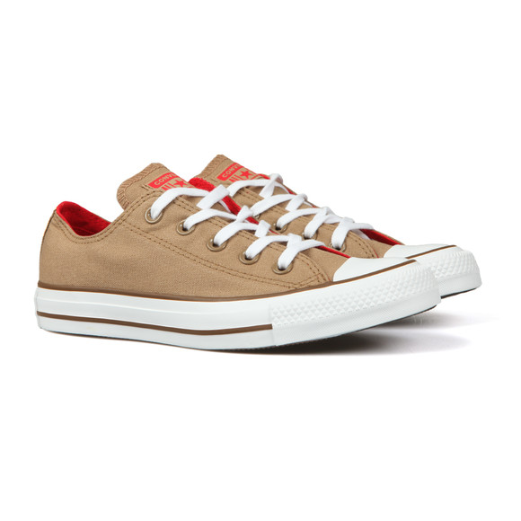 Converse Womens Brown All Star Seasonal Ox main image