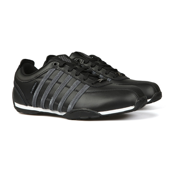 K Swiss Mens Black K Swiss Arvee 1.5 Trainer main image