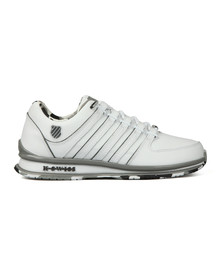 K Swiss Mens White Rinzler SP Trainer