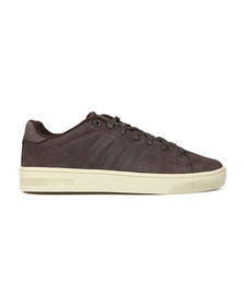 K Swiss Mens Grey Court Frasco Trainer