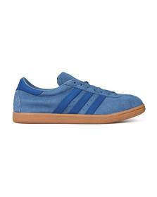Adidas Originals Mens Blue Tobacco Trainer