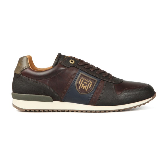 Pantofola d'Oro Mens Brown Umito Low Trainer main image