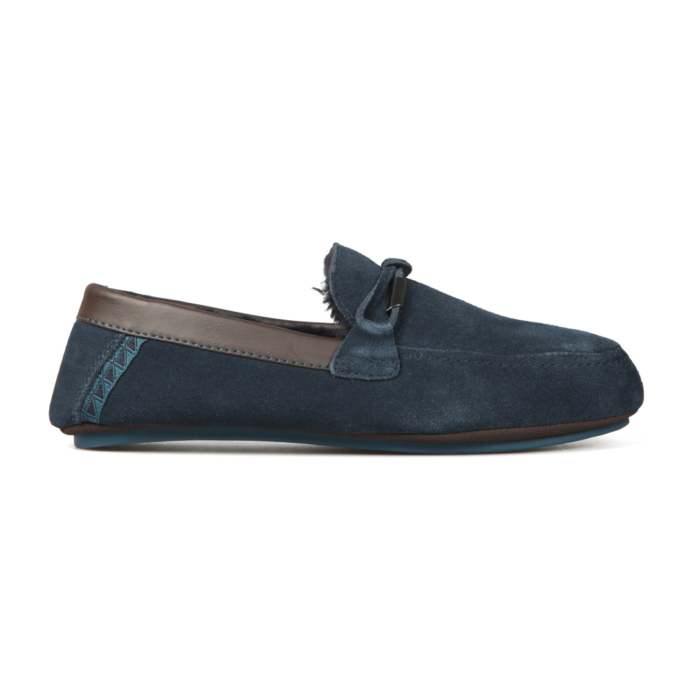 Valcent Suede Slippers main image