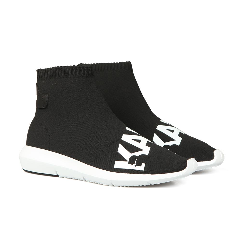 10624a2b672e ... Karl Lagerfeld Womens Black Vitesse Legere Ankle Boot main image ...