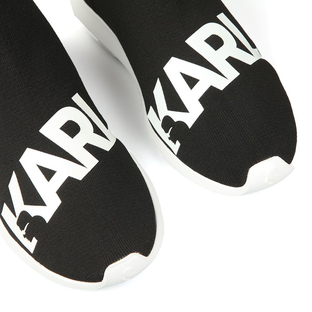 6c28d9b6d7ac ... Karl Lagerfeld Womens Black Vitesse Legere Ankle Boot main image