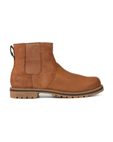 Timberland Mens Brown Larchmon Chelsea Boot