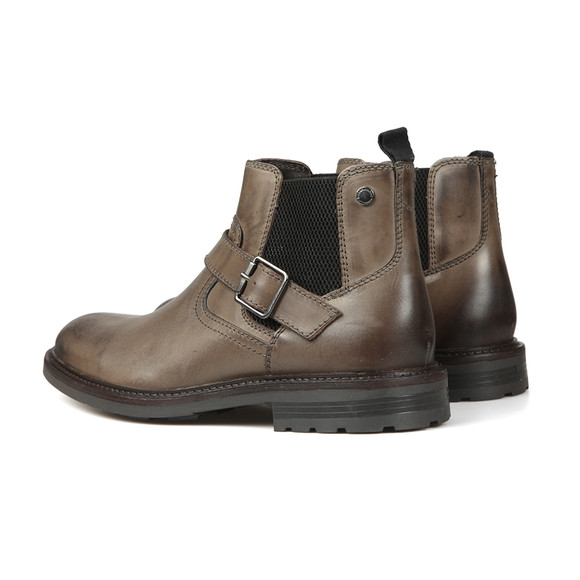 Base London Mens Grey Morrow Boot main image