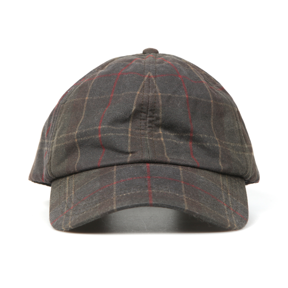 Tartan Wax Sports Cap main image