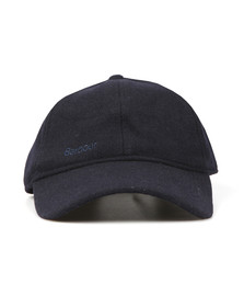Barbour Lifestyle Mens Blue Coopworth Sports Cap