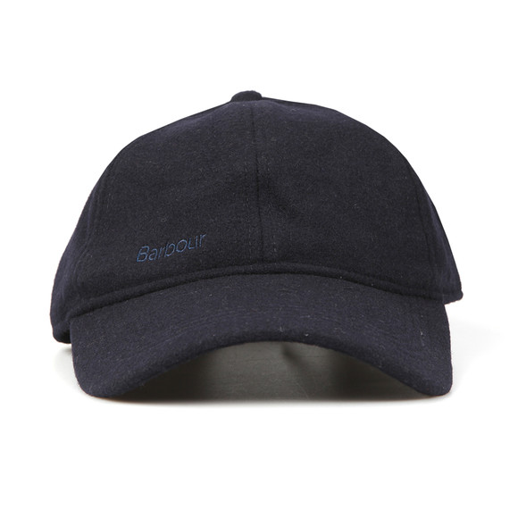 Barbour Lifestyle Mens Blue Coopworth Sports Cap main image