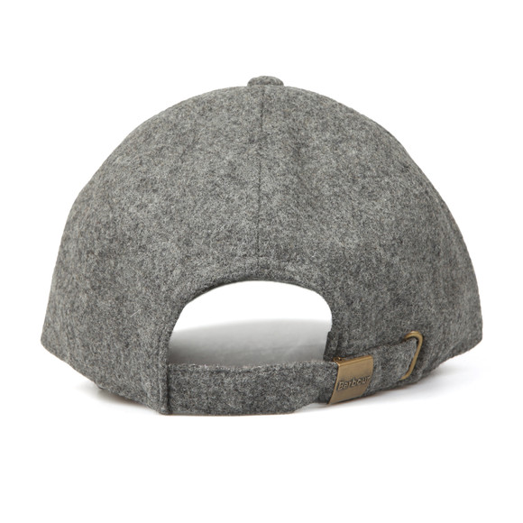 Barbour Lifestyle Mens Grey Coopworth Sports Cap main image