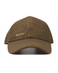 Barbour Lifestyle Mens Green Coopworth Sports Cap
