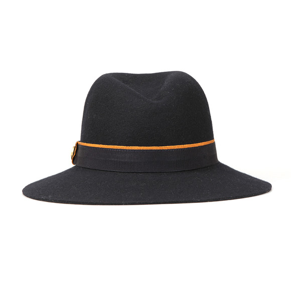 Holland Cooper Womens Blue Grayson Trilby Hat main image