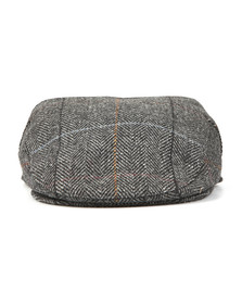Barbour Lifestyle Mens Grey Crief Cap