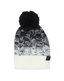 Superdry Womens Blue Clarrie Beanie