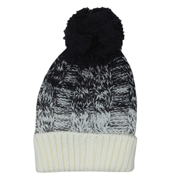 Superdry Womens Blue Clarrie Beanie main image