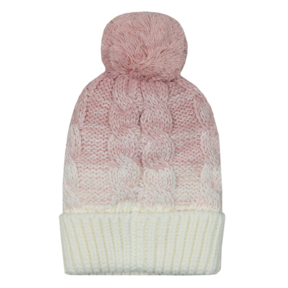 Superdry Womens Pink Clarrie Beanie main image