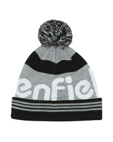 Penfield Mens Black Sanford Beanie