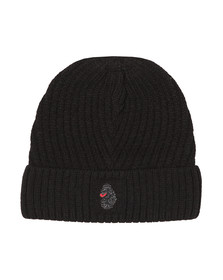 Luke Mens Black OSH Beanie