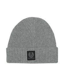 Belstaff Mens Grey Seabrook Hat
