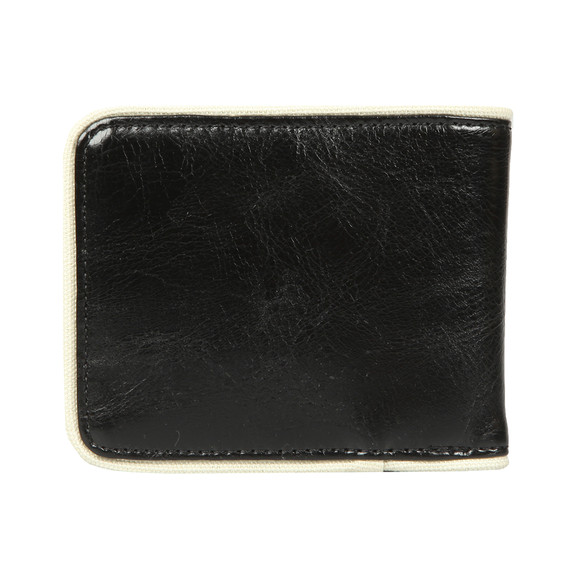 Fred Perry Mens Black Classic Billfold Wallet main image