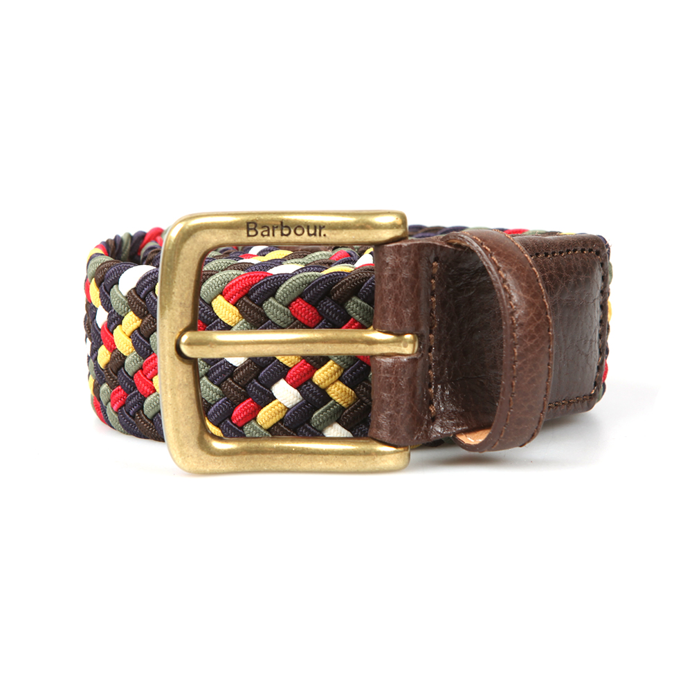 Tartan Stretch Belt Gift Box main image