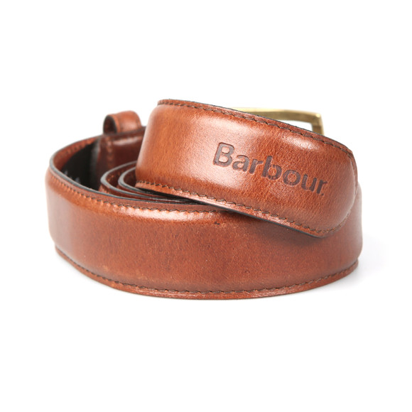Barbour Lifestyle Mens Brown Belt Giftbox main image