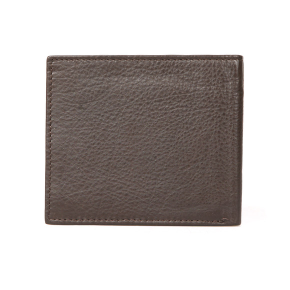 Barbour Lifestyle Mens Brown Wallet With Coin Holder main image