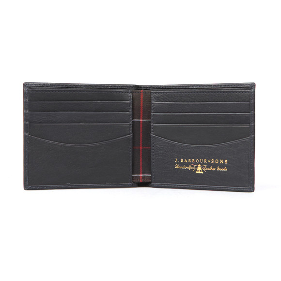 Barbour Lifestyle Mens Blue Billfold Wallet main image