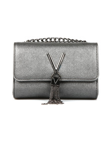 Valentino by Mario Womens Grey Marilyn Small Clutch