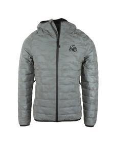 Kings Will Dream Mens Grey Lawledge Camo Jacket