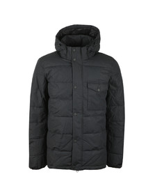 Barbour International Mens Black Pivot Quilt Jacket