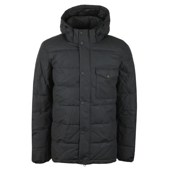 Barbour International Mens Black Pivot Quilt Jacket main image