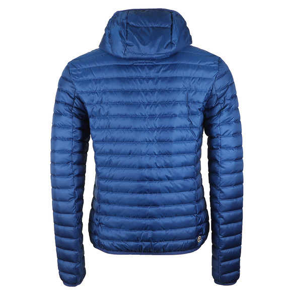 Colmar Mens Blue Light Down Fixed Hood Jacket main image