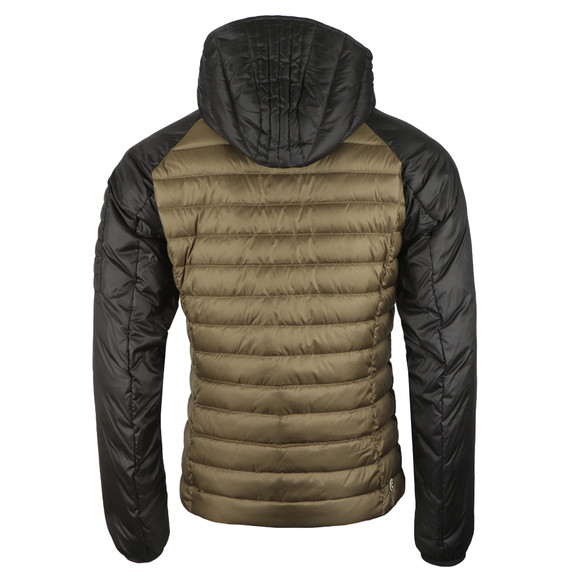 Colmar Mens Green Light Down Jacket In Two Tone main image