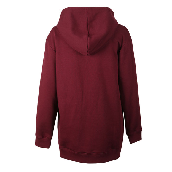 adidas Originals Womens Red BF TRF Hoody main image
