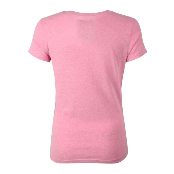 Superdry Womens Pink Vintage Logo Sport Entry Tee main image