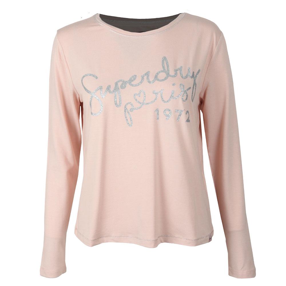 Cassie Long Sleeve Loungewear Top main image