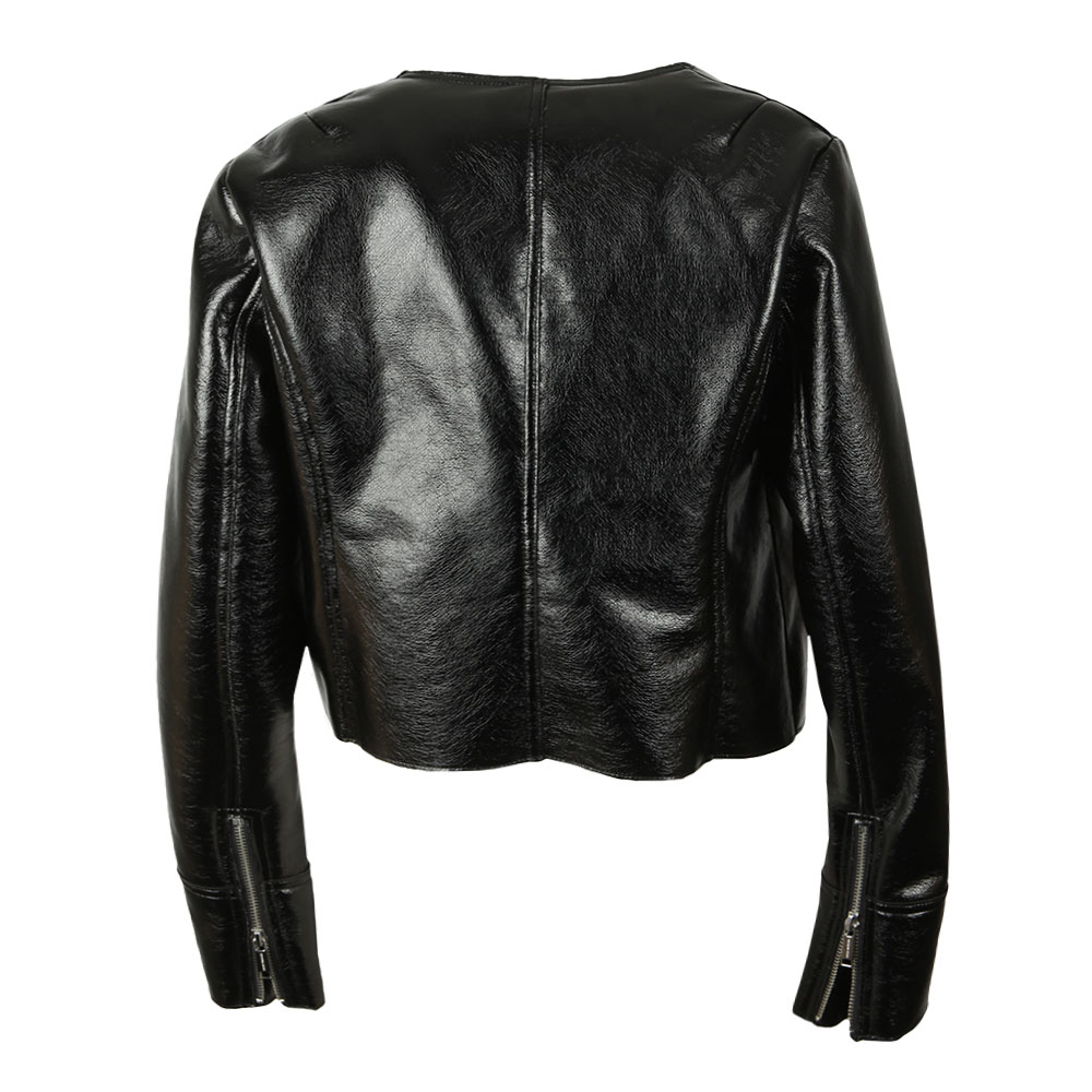 Faux Shearling Jacket main image