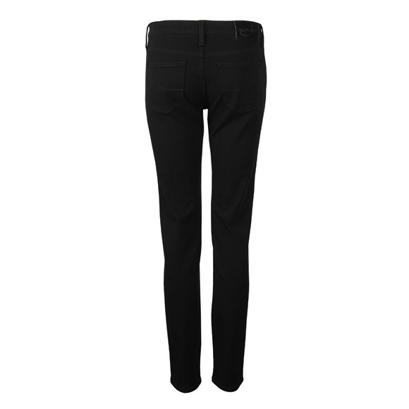 Jacob Cohen Womens Black Kimberly Slim Jean main image