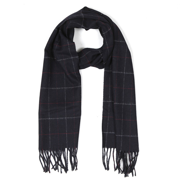 Eton Mens Blue Scarf