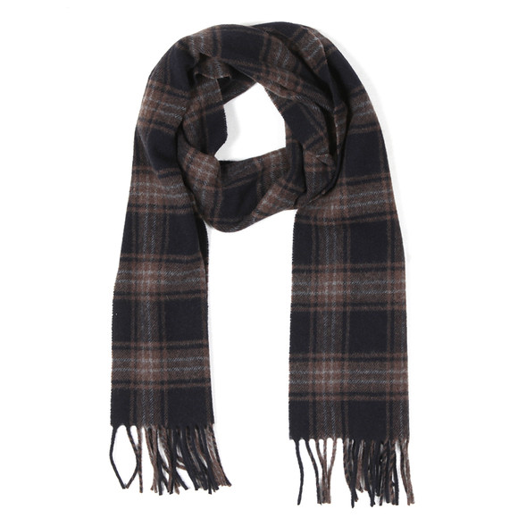 Eton Mens Brown Scarf main image