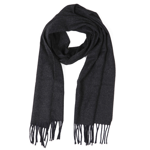 Eton Mens Black Scarf