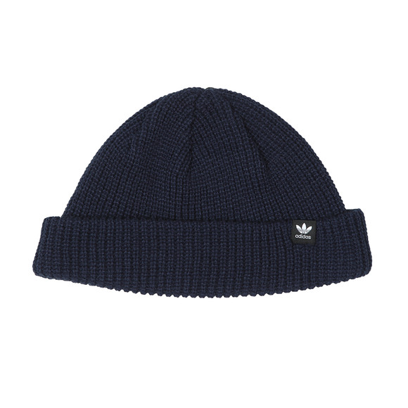 adidas Originals Mens Blue Short beanie main image