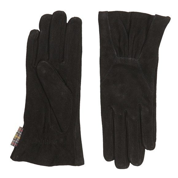 Barbour Lifestyle Womens Black Bowfell Glove