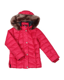 Barbour Lifestyle Girls Red Girls Bernera Quilt