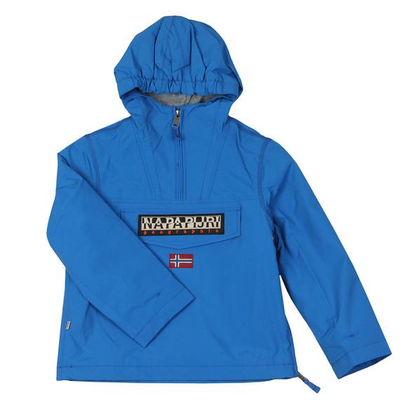 Napapijri Boys Blue Rainforest Jacket
