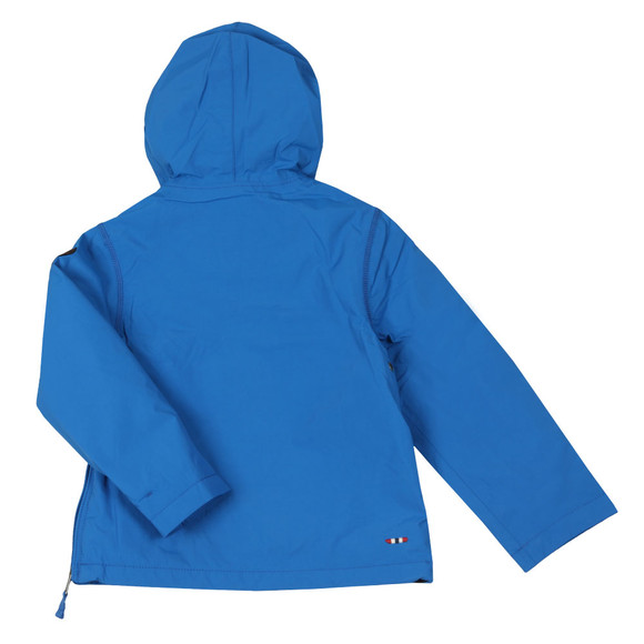 Napapijri Boys Blue Rainforest Jacket main image