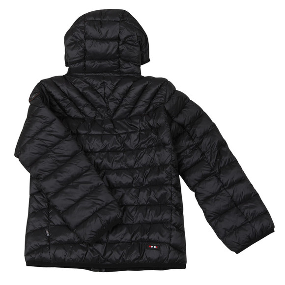 Napapijri Boys Black Aerons Jacket main image
