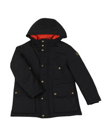 Belstaff Boys Black Kids Grove Jacket
